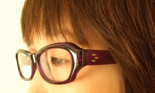 tse tse(ツェツェ)紫フレーム